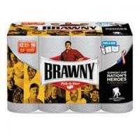 Buy cheap GPC 445565 Brawny Industrial Brawny Paper Towels, White from wholesalers