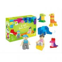 Buy cheap Animals Plastic Buiding Blocks Games from wholesalers
