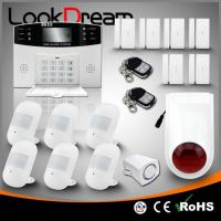 Buy cheap LookDream Classical Commercial Security Alarms With Low Consume Power 433MHZ from wholesalers