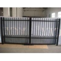 Buy cheap Xcel Custom Metal Sliding Driveway Fence Gates from wholesalers