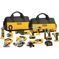 Buy cheap DEWALT DCK955X 18-Volt XRP Cordless 9-Tool Combo Kit from wholesalers