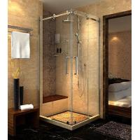 Buy cheap AG77 Sliding Door Shower Enclosure from wholesalers