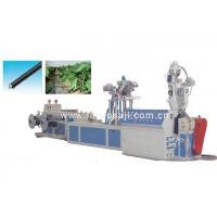 Buy cheap DGD labyrinth type drip irrigation tape production line from wholesalers