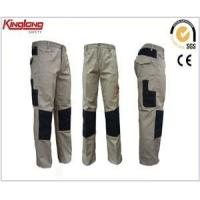 Buy cheap China Supplier Work Tousers With Knee Pad,Multipocket Cargo Pants Color Combination from wholesalers