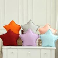 Buy cheap New Style Cloth Star Stuffed Office Pillow Cushion from wholesalers