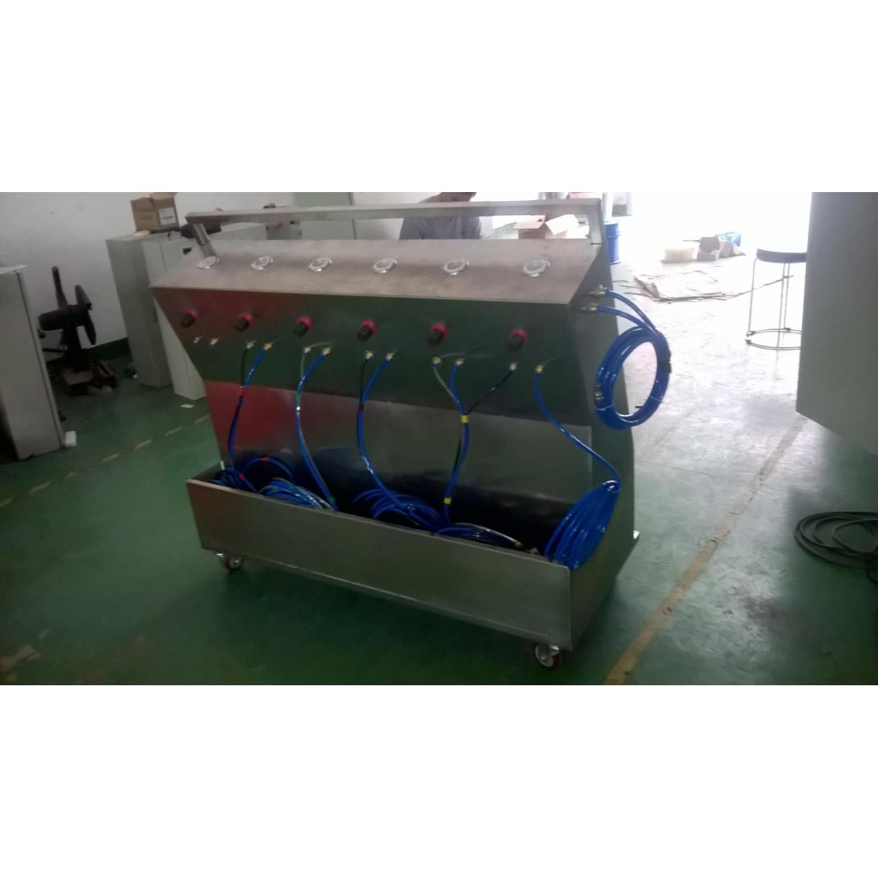 Buy cheap Manual Spray Plated Machine from wholesalers