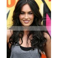 Buy cheap Celebrity Lace Wigs Classical Wavy Human Hair Wigs from wholesalers