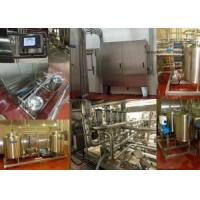 Buy cheap Automated CIP System / Ingredient Dosing / Electricial & Control System / Cream Preheating from wholesalers