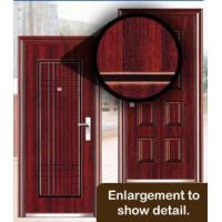 Buy cheap Decorative Steel Security Doors from wholesalers