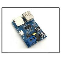 Buy cheap TF card U disk MP3 Format decoder board module amplifier decoding audio Player from wholesalers