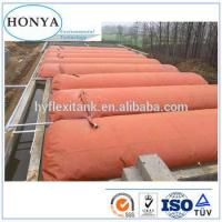 Buy cheap Anti-Corrosive Flexible Biogas Tank China Flexible tank production center from wholesalers