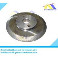 Buy cheap tungsten carbide cutting wheel from wholesalers
