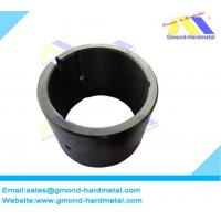Buy cheap Tungsten Carbide Bush with inner groove from wholesalers