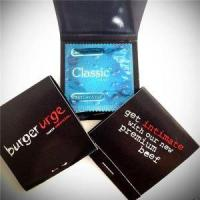 Buy cheap Male and Femal Crown Skinless Lubricated Dotted Condoms from wholesalers