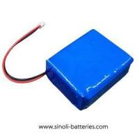 Buy cheap 3s 11.1v Lipo Battery 800mah Battery Pack For Sale Airsoft Gun Use from wholesalers