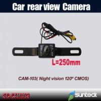Buy cheap Mini car rear view Camera for parking assistance from wholesalers