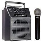 Buy cheap Nady Wireless Portable Compact PA Bluetooth Speaker Lavalier Mic from wholesalers