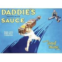Buy cheap Culture Daddie's Sauce (Boy with sauce) Postcard product