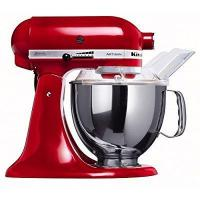 Buy cheap KitchenAid 5KSM150PSER 220-volt Artisan Stand Mixer, 5-Quart, Empire Red from wholesalers