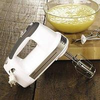 Buy cheap CHEFS 5-Speed Hand Mixer - White from wholesalers