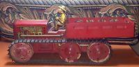 Buy cheap Vintage Tin Marx Toy Giant Reversing Tractor Truck With Farmer from wholesalers