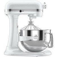 Buy cheap KitchenAid Professional 600 Series 6-Quart Stand Mixer KP26M1XQWH 6 Quart White Large 10-speed from wholesalers