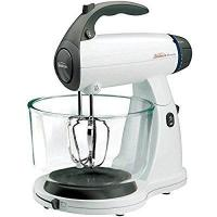 Buy cheap Sunbeam Mixmaster 12-Speed Stand Mixer, 2 Qt. and 4 Qt. Glass Bowls Included, White from wholesalers