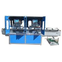 Buy cheap (GW-M4/S-L)Semi-automatic 4 color printing machine for egg box from wholesalers