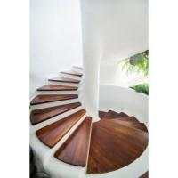 Buy cheap Made to Size wood stair treads for spiral staircase from wholesalers