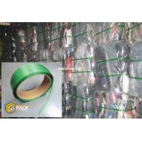 Buy cheap strapping polyester for used clothes bale from wholesalers