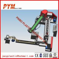 Buy cheap High Output Double Stages PP PE Plastic Granulator Machine Line from wholesalers