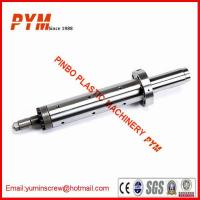 Buy cheap Injection Screw Barrel For Plastic Extruder Machine product