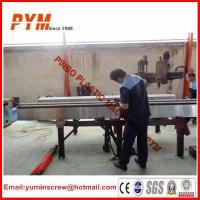 Buy cheap High Precious Pet Film Sheet T-die Head for High Speed Wire Drawing Extrusion product