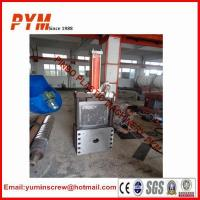 Buy cheap Single Plate Screen Changer Recycling Plastic Continuous Screen Changer from wholesalers