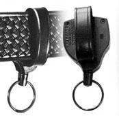Buy cheap KeyBak Specialty Retractor, Heavy Duty Key Reel with Belt Loop, 48 inch kevlar cord from wholesalers