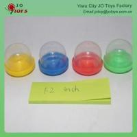 Buy cheap 1.2 Inch Plastic Empty Acorn Capsule For Vending Machine from wholesalers