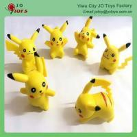 Buy cheap 2016 Popular 55mm Pokemon Toys Pikachu Toy For Capsule from wholesalers