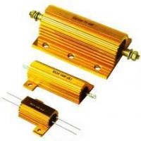 Buy cheap RX(G)24 gold aluminum housed resistors from wholesalers