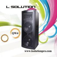 Buy cheap Peavy QW4 double 15 2000W live sound Speaker from wholesalers