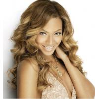 Buy cheap Celebrity lace wigs golden color tight wavy Top from wholesalers