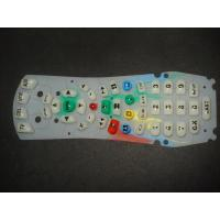 Buy cheap wireless remote controller rubber keypad from wholesalers