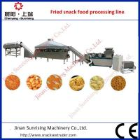 Buy cheap Best sale Prawn cracker snack pellets food processing line from wholesalers