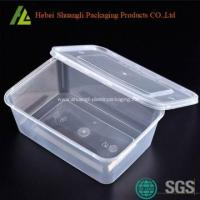 Buy cheap small Clear plastic disposable food containers with lids from wholesalers