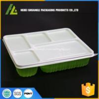 Buy cheap disposable oven safe food container with lid from wholesalers