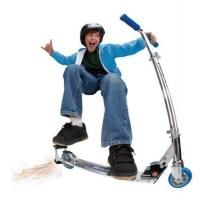 Scooters Razor Spark Scooter (Blue)