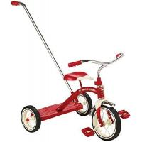 Buy cheap Radio Flyer Classic Tricycle with Push Handle, Red from wholesalers
