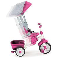Buy cheap Kids Tricycles Little Tikes Perfect Fit 4-in-1 Trike, Pink from wholesalers
