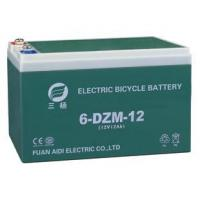 Buy cheap ELECTRIC CARS STORAGE BATTERY 6-DZM-12(12V12Ah) from wholesalers