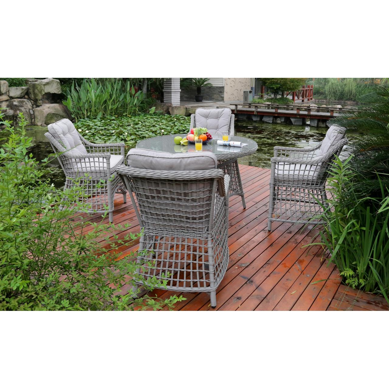 Buy cheap Rattan Dinning Set from wholesalers