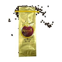 Buy cheap Free sample offered aluminum foil moisture proof mylar metallic bags of coffee with tin tie from wholesalers